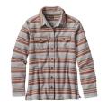 Arborist: Drifter Grey - Patagonia - Women's L/S Fjord Flannel Shirt