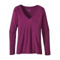 Violet Red - Patagonia - Women's L/S Necessity V-Neck