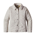 Bleached Stone - Patagonia - Women's Quilted Los Gatos Jacket