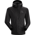 Black - Arc'teryx - Squamish Hoody Men's