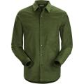 Dark Moss - Arc'teryx - Merlon LS Shirt Men's