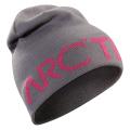 Brushed Nickel/Houli Pink - Arc'teryx - Word Head Long Toque