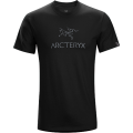 BLACK/IRON ANVIL - Arc'teryx - Arc'word SS T-Shirt Men's