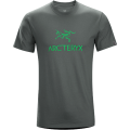 Nautic Grey - Arc'teryx - Arc'word SS T-Shirt Men's