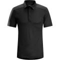 Black - Arc'teryx - A2B Polo Shirt Men's