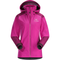 Violet Wine - Arc'teryx - Beta AR Jacket Women's
