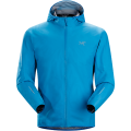 Adriatic Blue - Arc'teryx - Norvan Jacket Men's