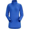 Somerset Blue - Arc'teryx - Rho LT Zip Neck Women's