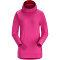 Violet Wine - Arc'teryx - Vertices Hoody Women's