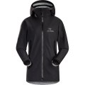 Black - Arc'teryx - Zeta AR Jacket Women's