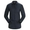 Black Sapphire - Arc'teryx - Fernie LS Shirt Women's