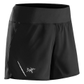 Black - Arc'teryx - Lyra Short Women's
