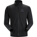 Black - Arc'teryx - Gamma LT Jacket Men's