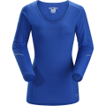 Somerset Blue - Arc'teryx - Motus Crew LS Women's