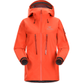 Cardinal - Arc'teryx - Alpha SV Jacket Women's