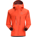 Cardinal - Arc'teryx - Alpha SV Jacket Men's