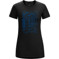 Black - Arc'teryx - Tools Rule SS T-shirt Women's