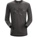 Heathered Dk Grey - Arc'teryx - Archaeopteryx LS T-Shirt Men's