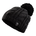 Black/Black - Arc'teryx - Cable Pom Pom Hat
