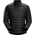 Black - Arc'teryx - Cerium LT Jacket Men's