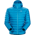 Adriatic Blue - Arc'teryx - Cerium LT Hoody Men's