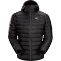 Black - Arc'teryx - Cerium LT Hoody Men's