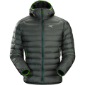 Nautic Grey - Arc'teryx - Cerium LT Hoody Men's