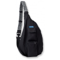 Black - Kavu - Rope Bag