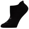Black - Balega - Hidden Comfort Running Sock Adults', Zesty Lemon, S