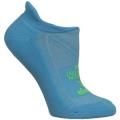 Dynamic Blue - Balega - Hidden Comfort Running Sock Adults', Zesty Lemon, S