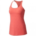Paradise Pink - Mountain Hardwear - Women's Mighty Stripe Tank