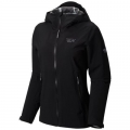 Black - Mountain Hardwear - Stretch Ozonic Jacket