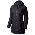 Black, Graphite - Mountain Hardwear - Finder Parka