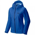 Bright Island Blue - Mountain Hardwear - Finder Jacket