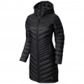 Black - Mountain Hardwear - Nitrous Hooded Down Parka