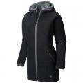 Black, Graphite - Mountain Hardwear - Dual Fleece Hooded Parka