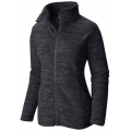 Heather Black - Mountain Hardwear - Snowpass Full Zip Fleece