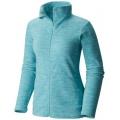 Heather Spruce Blue - Mountain Hardwear - Snowpass Full Zip Fleece
