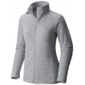 Heather Steam - Mountain Hardwear - Snowpass Full Zip Fleece