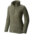 Heather Stone Green - Mountain Hardwear - Snowpass Full Zip Fleece