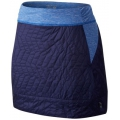 Indigo Blue - Mountain Hardwear - Trekkin Insulated Mini Skirt