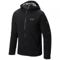 Black - Mountain Hardwear - Stretch Ozonic Jacket
