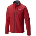 Smolder Red - Mountain Hardwear - Fairing Jacket