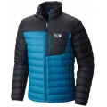 Phoenix Blue, Black - Mountain Hardwear - Dynotherm Down Jacket