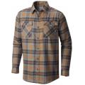 Golden Brown - Mountain Hardwear - Trekkin Flannel Long Sleeve Shirt