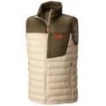 Fossil, Peatmoss - Mountain Hardwear - Dynotherm Down Vest