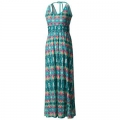 River Rock Green - Mountain Hardwear - Women's DrySpun Perfect Printed Maxi