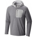 Heather Titanium - Mountain Hardwear - Cragger Pullover Hoody