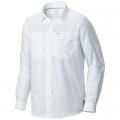 White - Mountain Hardwear - Canyon Long Sleeve Shirt