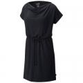 Black - Mountain Hardwear - Women's DrySpun Perfect Tee Dress